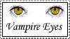 Vampire eyes... by spidermonkey-lol
