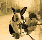 Bunny and Clyde by SariSariola