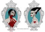 Horrorites by SariSariola