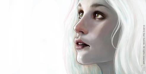 Daenerys Targaryen by SariSariola