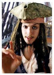 CAPTAIN Jack Sparrow by Leox90