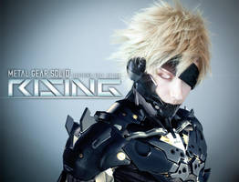 Raiden - Metal Gear Solid Rising by Leox90