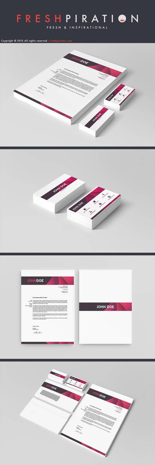 Creative Corporate Identity by SMHYLMZ