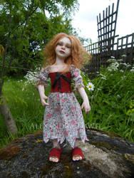 Megan's doll by alexandradawe