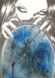 Mirror Mirror by alexandradawe