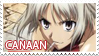 Canaan Stamp by TailswimTella