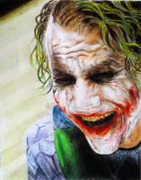 The Joker by EerieStir