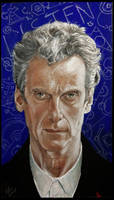 12th Doctor by EerieStir