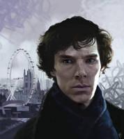 Sherlock by EerieStir