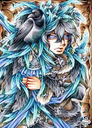 Noble Azure by DarkSena