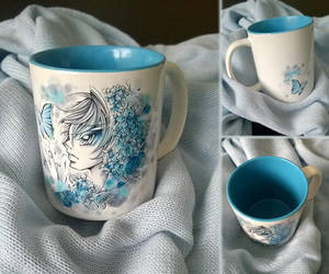 In Memory Mug by DarkSena