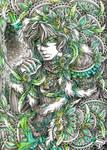 Golden Smaragd by DarkSena