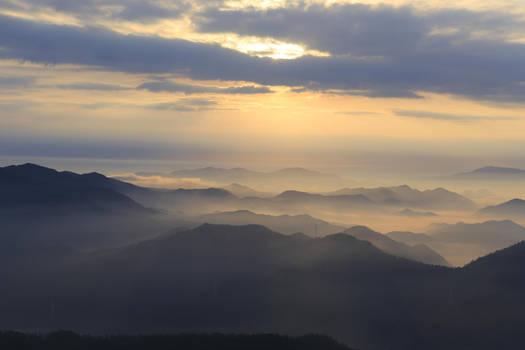 sunrise by aproman11