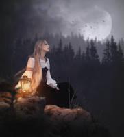 Moon by aproman11