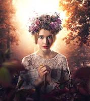 Girl by aproman11
