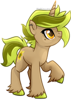 Pixie Star by MadCloudlet