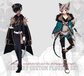 custom fleuros pt4 by machomilk
