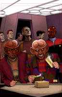 Star Trek Deep Space Nine by sharpbrothers