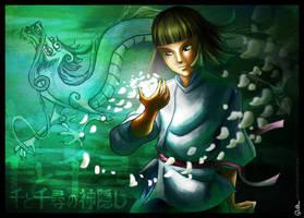 Haku... Spirited away by SpiritedAwayClub