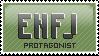 ENFJ stamp by faycoon