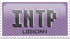 INTP stamp by faycoon