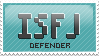 ISFJ stamp by faycoon