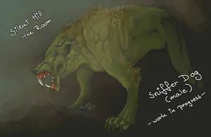Sniffer Dog- WIP by jidane