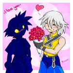 I love you by jidane