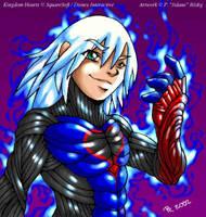 Riku - United with Darkness by jidane