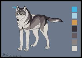 Wolf Design Trade by Neovirah