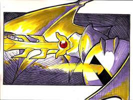 Meta Knight by ketmon