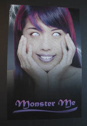 Monster Me by hamnox