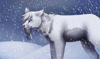 Snowy by Lioru92