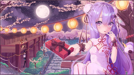 fanart - gift for you by kouriiko