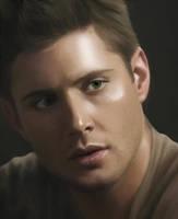 Dean portrait by CBaddict