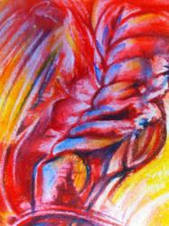Untitled 6_9_11 Detail 1 by wantonlemonade