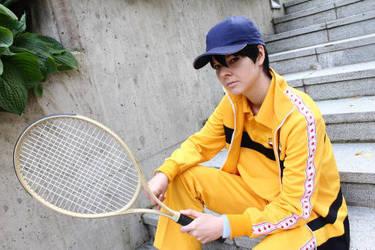 Prince of tennis: Sanada Genichirou by BakaReno