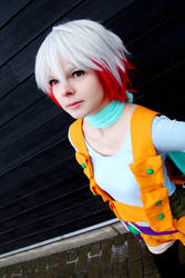 Tales Of Graces F: Pascal 2 by BakaReno