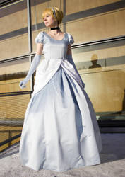 Disney Cinderella by BakaReno