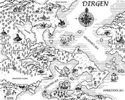 World of Dirgen by ThedasScholar