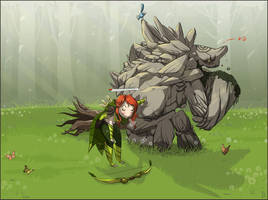 Dota 2 - Gotcha by Tiny-Tyke