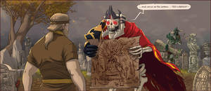 Dota 2 - Your king incarnate! by Tiny-Tyke