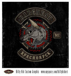 Barghest MC by BillyKidGraphix