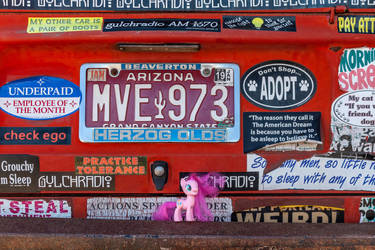 Pinkie's Fun Van: Comment Contest - Guess Where by AquilaTEagle