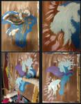 Trixie Progress by AquilaTEagle