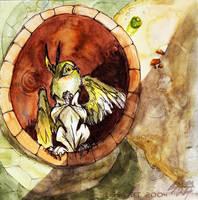 is that my bird by koosh-llama
