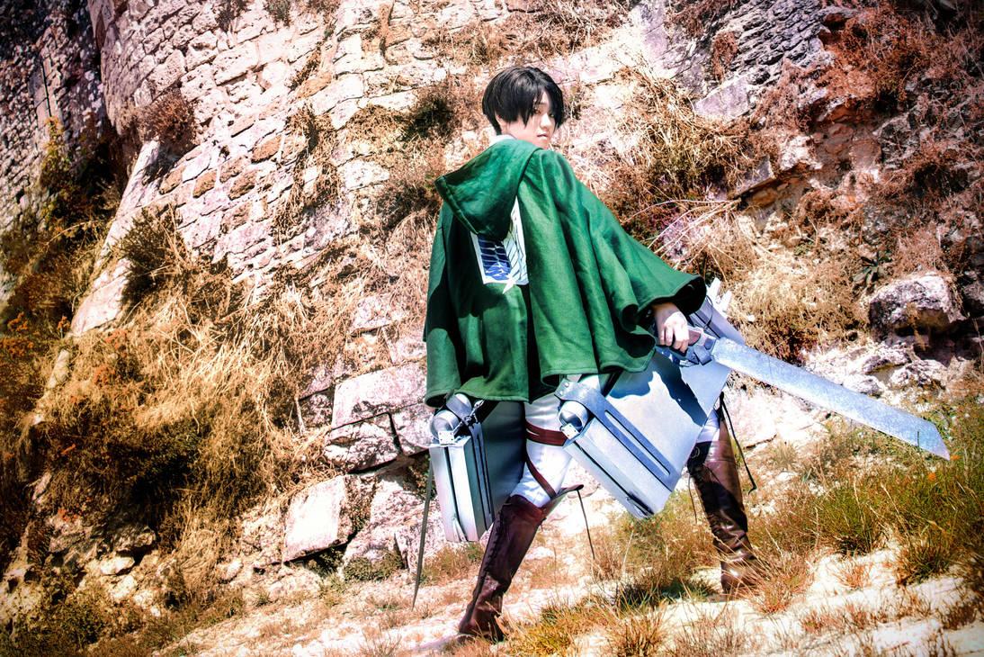 Shingeki no Kyojin - The Resolve We Hold by TrustOurWorldNow