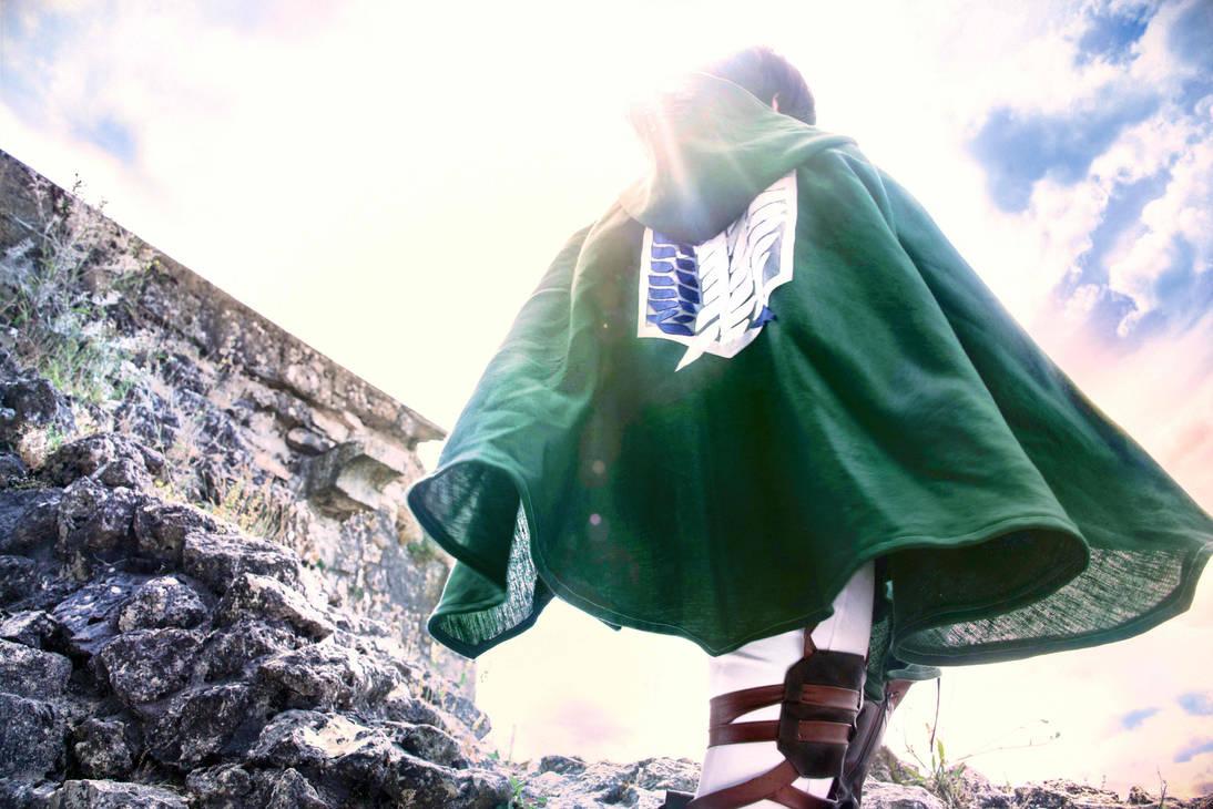 Shingeki no Kyojin - The Hope We Carry by TrustOurWorldNow