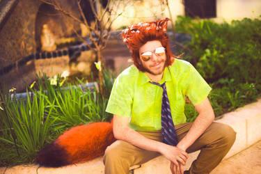 Zootopia - Sly Fox   Nick Wilde by TrustOurWorldNow