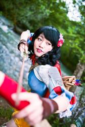 Snow White of 7 Arrows - Heartstrings by TrustOurWorldNow